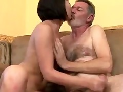 granddad fuck this young babe