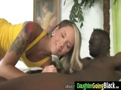 young daughter with fine ass fucked by a black
