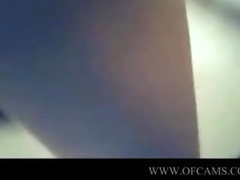 the hottest beauty caught on webcam titfu