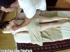 trickyspa sly masseur thrusts cock into polish