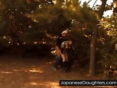 japanese teen japanese daughter anal screwed hard