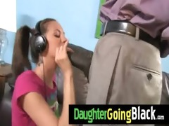 watching my daughter fucked by a darksome dude 19