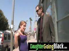 huge dark ramrod fucks my daughter teen pussy 14