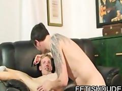 hans blan and derrick paul - fetish dad