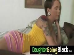 watch my youthful girl going black 5