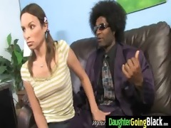 constricted youthful legal age teenager takes big