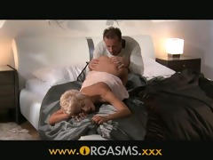 orgasms fit hawt hottie loving it