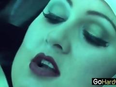 lascivious nun riding her cardinal suzie