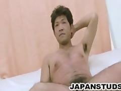 teppei kawashima - hairy butt japanese dilf