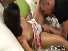 virgin doxy licked& fucked