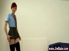 watch hot legal age teenager redhead