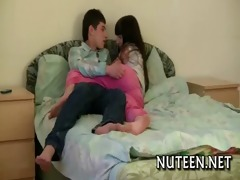 sweetie rides up pounder