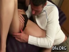 young virgin undressing
