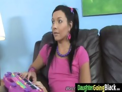 tight young legal age teenager takes big black