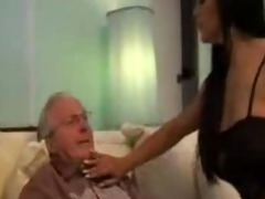sucking gramps