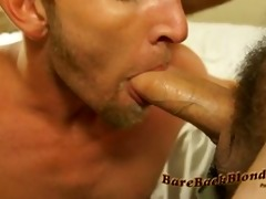 raw servicing a massive dad dick