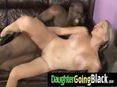 daughter fuck a giant dark cock 7
