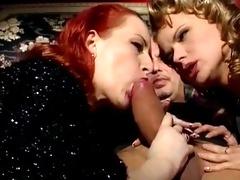 italian biggest big cock destroys 2 ladies