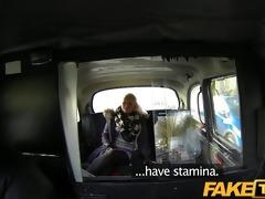 faketaxi young blonde sucks an old taxi mans dick