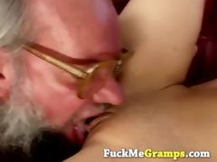 grandpa receives actually favourable