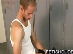 ryan rex and gap hunter: perverted locker room