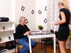 old man fingering and fucking cute czech legal