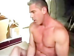 muscle dad fucking boy