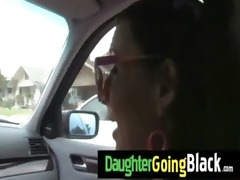 hawt daughter dong suck and interracial fuck 3