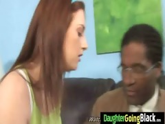 see my daughter going on biggest darksome pecker 5