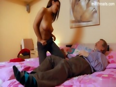 daughter college creampie