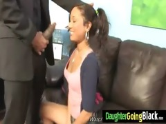 watching my daughter while is drilled by a