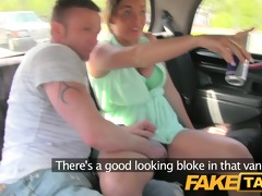 faketaxi lustful young swingers in taxi cab
