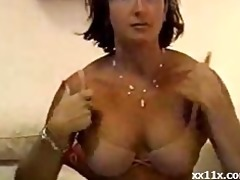 my gorgeous mother gives my ally his st horny