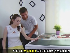 sell your gf - she wishes greater quantity money