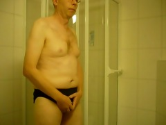 masturbation befor shower
