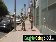 see how my daughter is screwed by a black dude 15