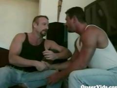 unshaved men
