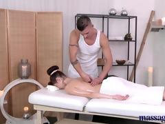 massage rooms petit ballerina has her little