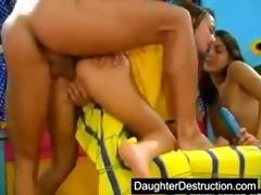 daughters hatefucked hard