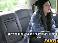 faketaxi youthful teen desires second helpings